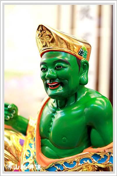 綠巨人濟公佛像5