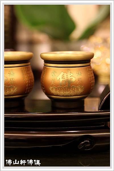 寶華銅器心經百壽珍珠杯2