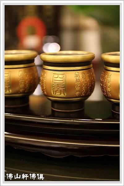 寶華銅器心經百壽珍珠杯4