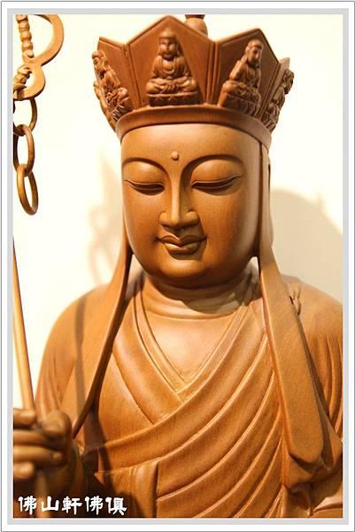 地藏王菩薩四方體3