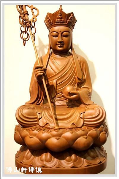 地藏王菩薩四方體1