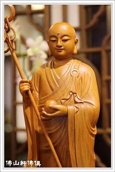 地藏王菩薩出家像5