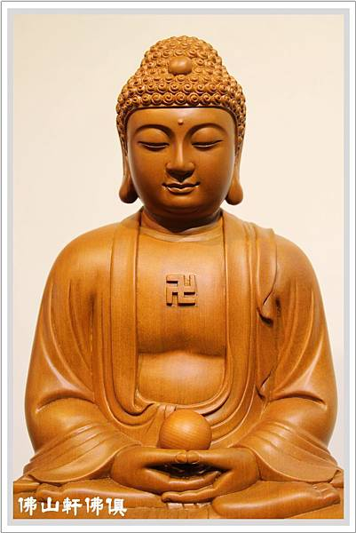 【佛山軒佛具神像】台灣梢楠木釋迦佛像