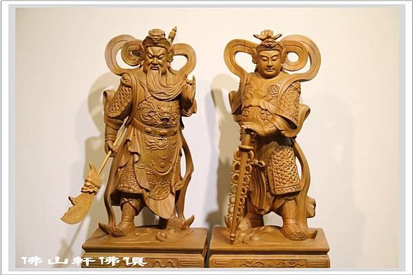 偉陀神像-伽藍佛像3