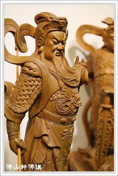 偉陀神像-伽藍佛像2