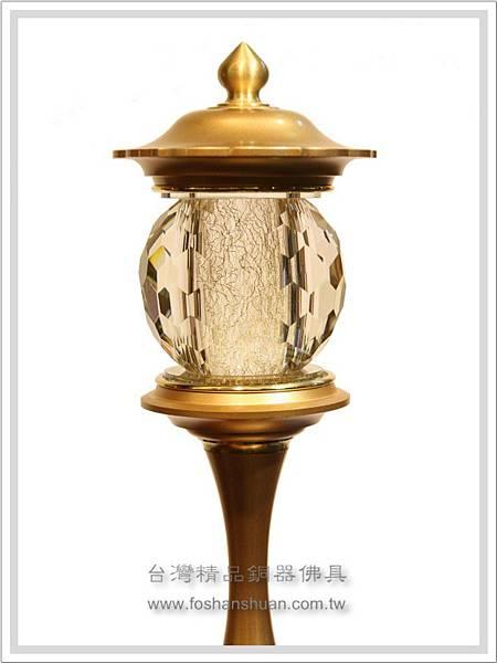 台灣精品日式水晶燈1