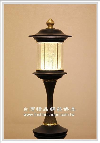 【神像光明佛俱】日式水晶燈-台灣精品佛具