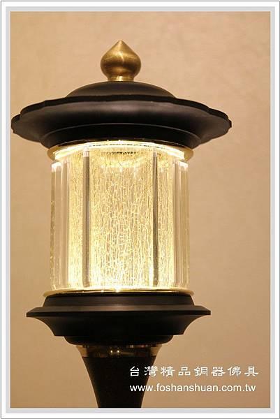 日式水晶燈佛具2