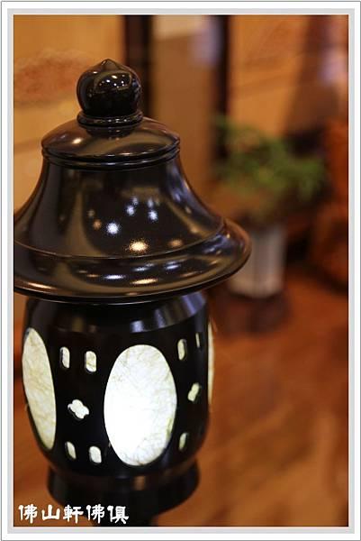 日式佛法燈2