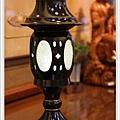 日式佛法燈
