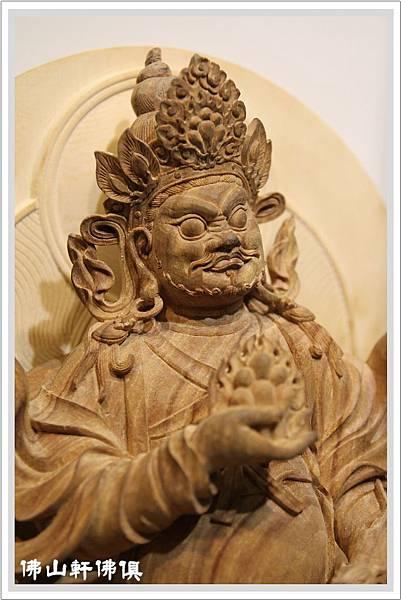 黃財神-財寶本尊4