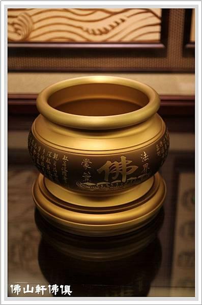 寶華銅器佛俱-古金系2