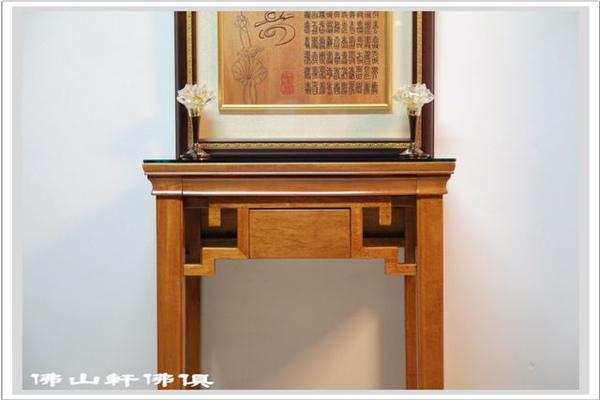 佛桌佛具- 2呎2原木色神桌2.jpg