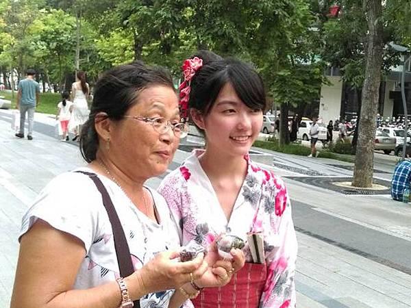 富田屋-夏之祭-草悟道活動6