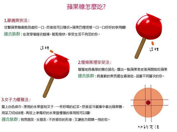 焦糖蘋果-蘋果糖3