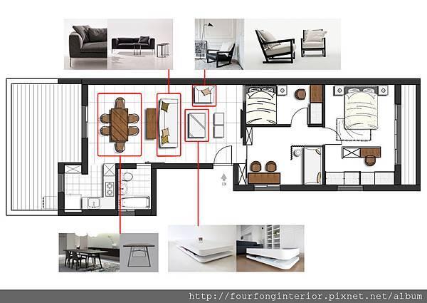 板橋柯小姐家具配置圖(1比50解析度200)