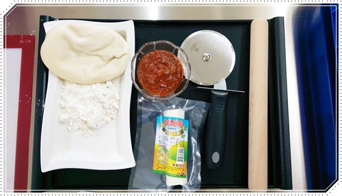 披薩DIY活動6