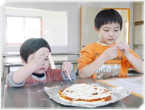 披薩DIY活動8