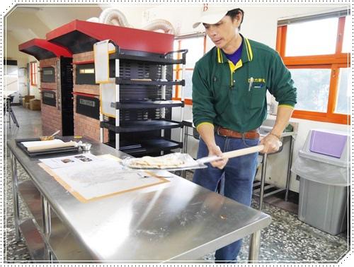 披薩DIY活動9