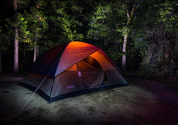 暑假親子露營