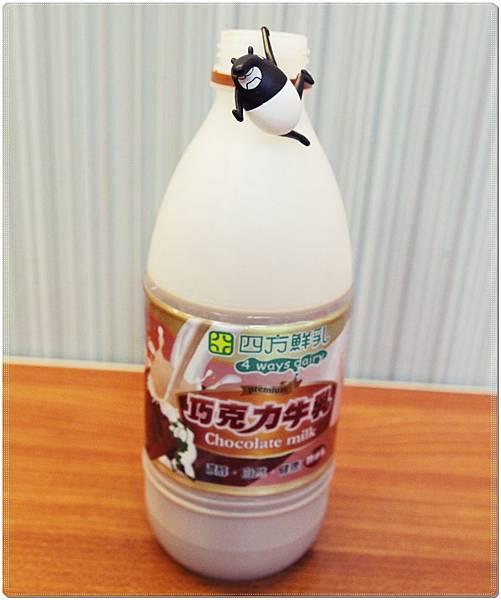 巧克力牛奶9
