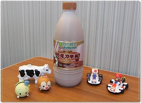 巧克力牛奶10