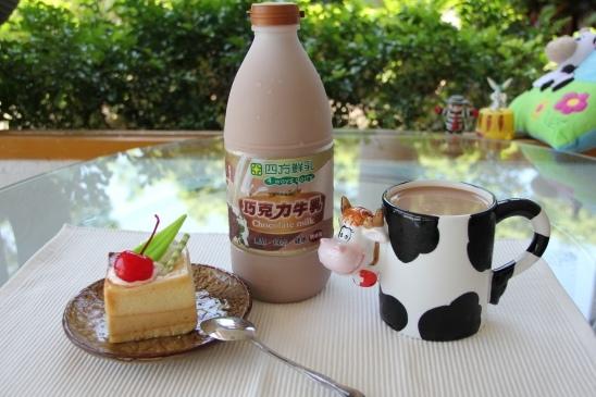 巧克力牛奶11.