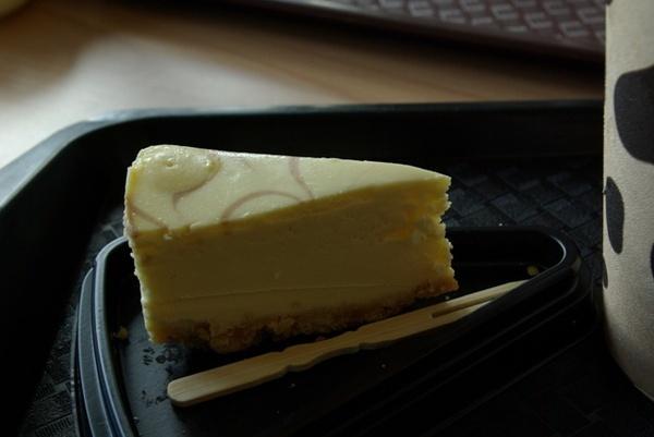 還不賴的乳酪蛋糕