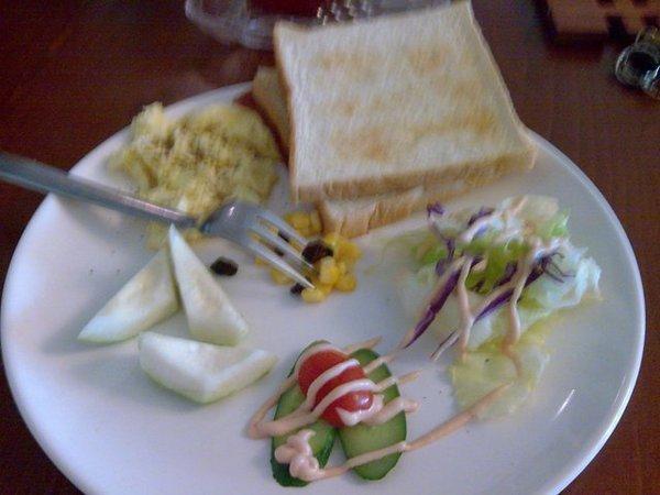 美麗家的早餐