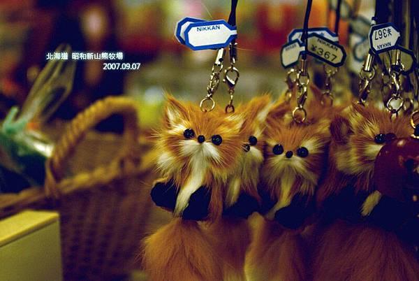 連台灣都隨處可見的吊飾