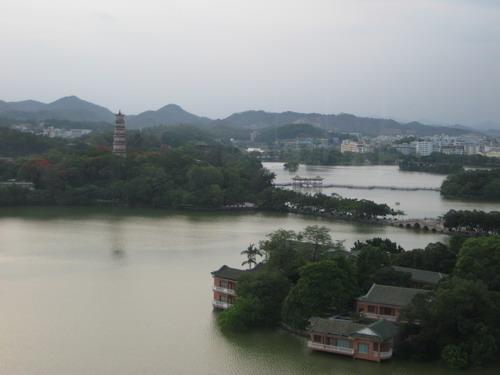 惠州的小西湖