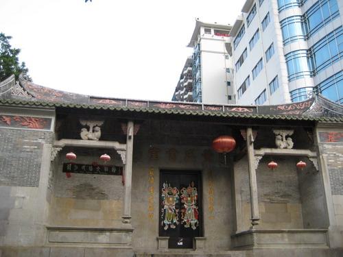 惠州的文化遺產
