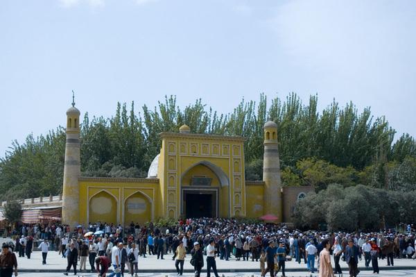 艾提尕清真寺