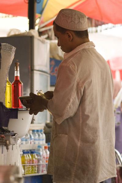 沙朗多克製做過程加入酸奶
