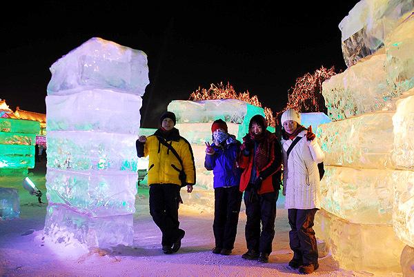 台湾队在哈尔滨冰雪大世界.jpg