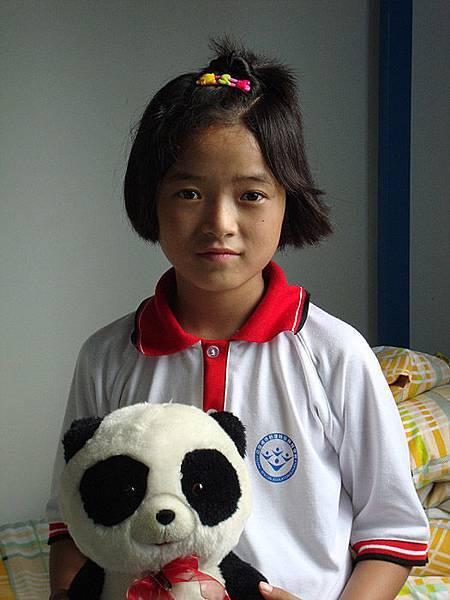 蘭蘭和熊貓小杰.JPG