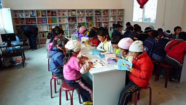 1104澤蓋小學的圖書室落成啦.JPG