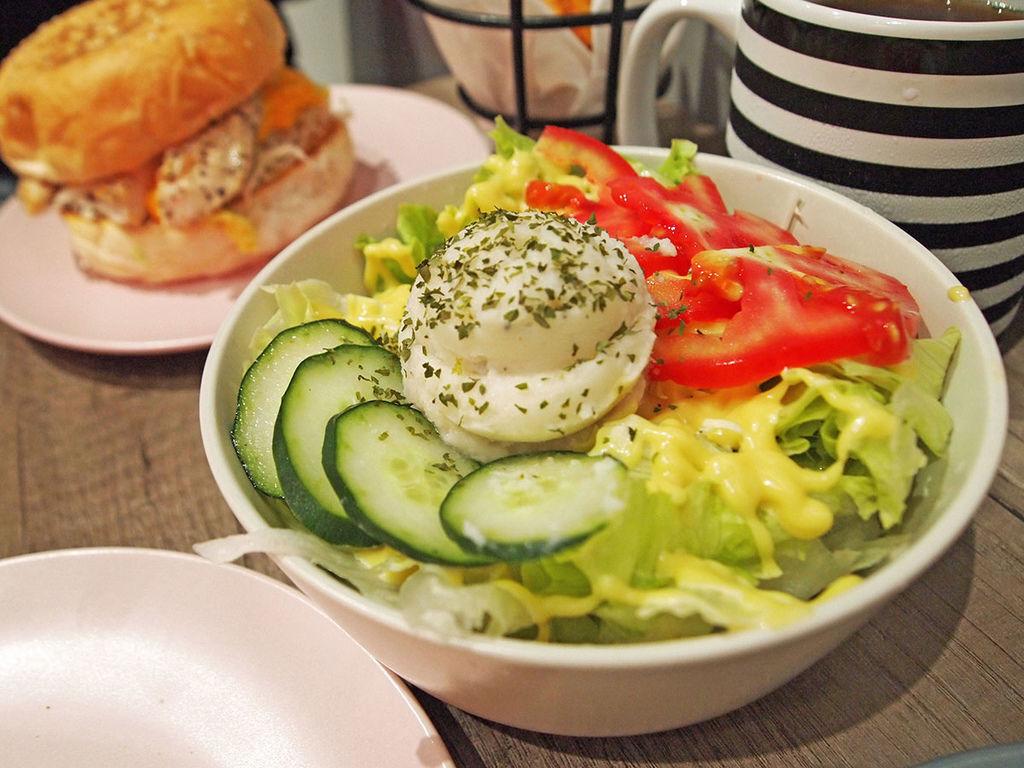 福來早餐_洋芋鮮蔬沙拉_1010070.JPG