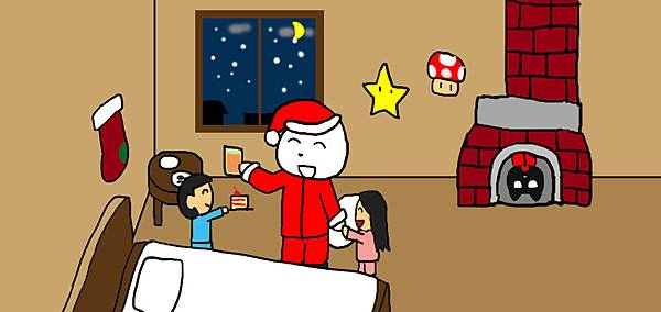 聖誕老人5