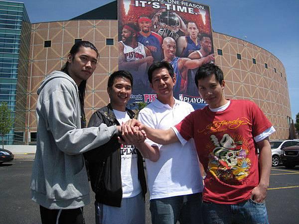 SBL群星造訪NBA