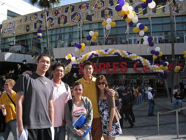 群星造訪NBA西區巡禮