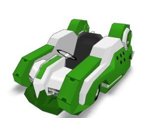 (虛寶)跑跑卡丁車 舒適SR Type-E