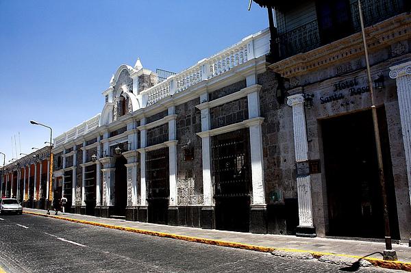 Arequipa 街景