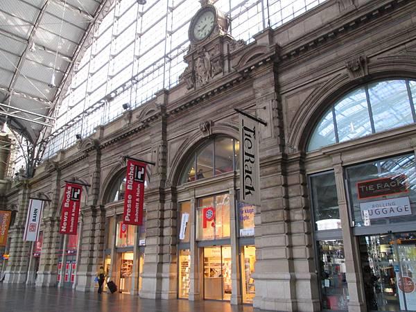 法蘭克福火車站