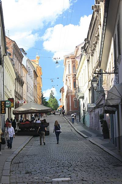 Zagreb 上城區