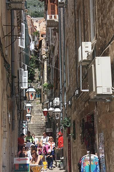 Dubrovnik舊城區