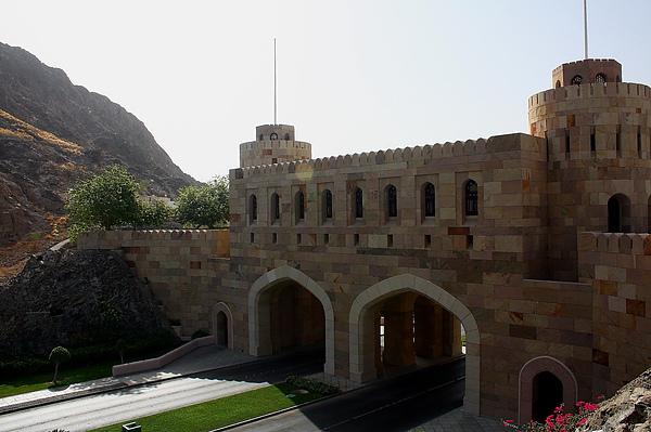 城樓上是城樓博物館