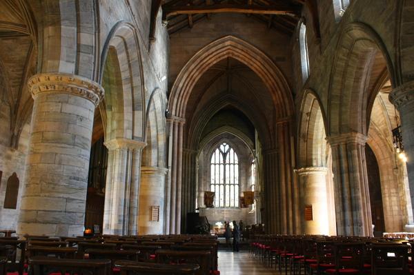 這是一間十二還是十三世紀建的教堂