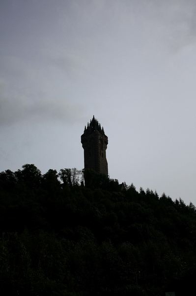 遠望Wallace Monument