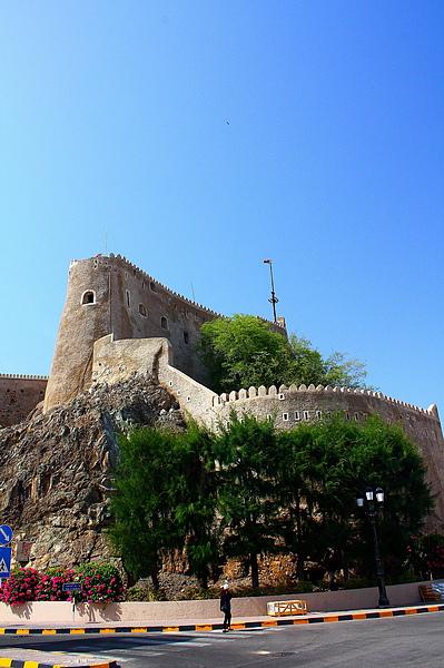 馬斯喀特城堡